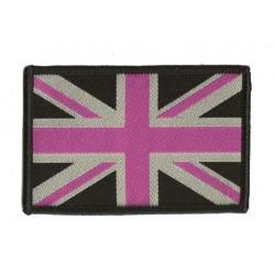 Patche écusson drapeau fancy Union Jack