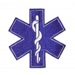 Patche écusson thermocollant medecin urgentiste