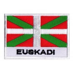 Patche drapeau Euskadi Pays Basque