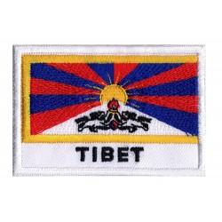 Patche drapeau Tibet