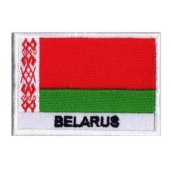 Patche drapeau Bielorussie