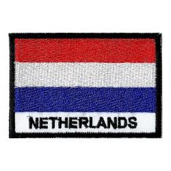 Patche drapeau Pays Bas