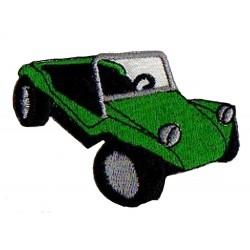 Patche écusson thermocollant voiture