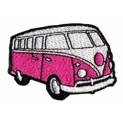 Patche écusson thermocollant Minivan VW