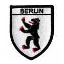 Patche écusson thermocollant Berlin