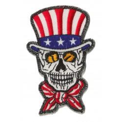 Patche écusson thermocollant Dead Uncle Sam