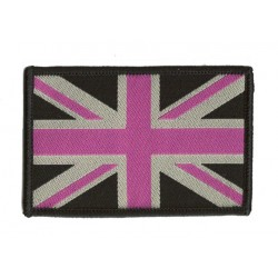 Patche écusson drapeau fancy Union Jack