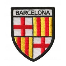 Patche écusson thermocollant Barcelone Barcelona