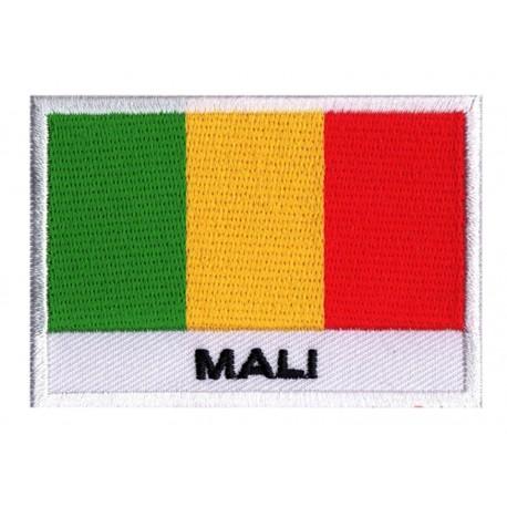 Patche drapeau Mali