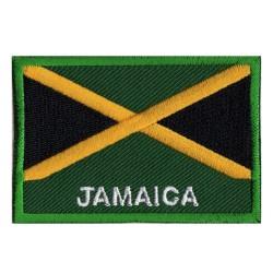 Parche bandera Jamaica