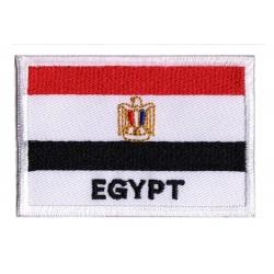 Patche drapeau Egypte