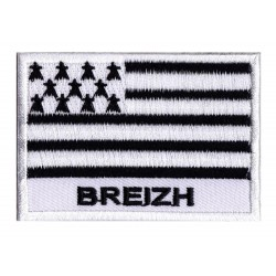 Flag Patch Brittany Breizh
