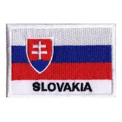 Aufnäher Patch Flagge Slowakei