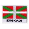 Aufnäher Patch Flagge Euskadi Baskische Land