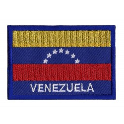 Aufnäher Patch Flagge Venezuela