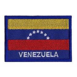 Toppa  bandiera Venezuela