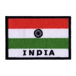 Toppa  bandiera India