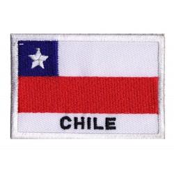 Parche bandera Chile