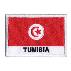 Patche drapeau Tunisie