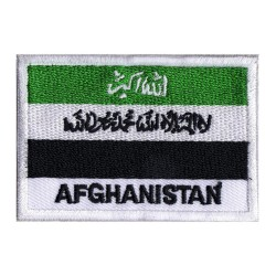 Flag Patch Afghanistan (old flag)