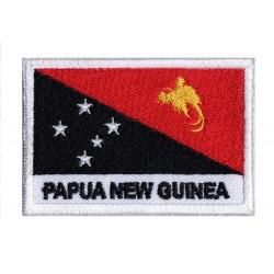 Patche drapeau Papouasie Nouvelle Guinée