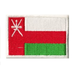 Patche drapeau Oman (Sultanat)