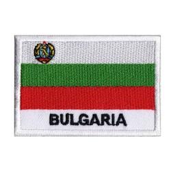 Parche bandera Bulgaria