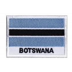 Toppa  bandiera Botswana