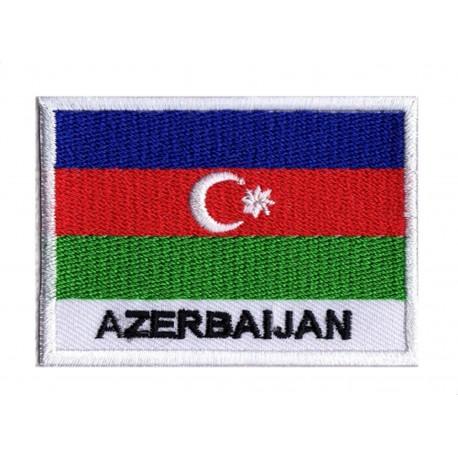 Patche drapeau Azerbaïdjan