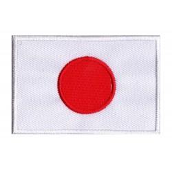 Parche bandera Japón