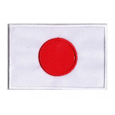 Aufnäher Patch Flagge Japan