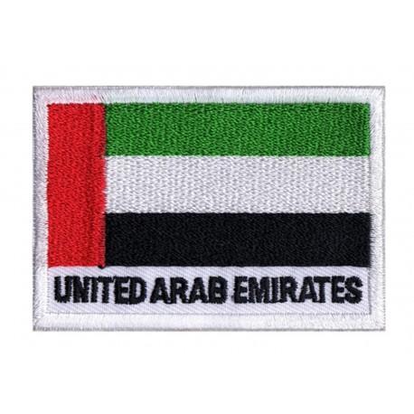 Parche bandera Emiratos Árabes Unidos