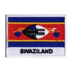Parche bandera Suazilandia