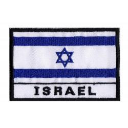 Parche bandera Israël