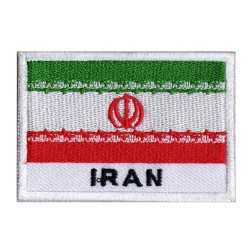 Flag Patch Iran