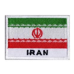 Toppa  bandiera Iran