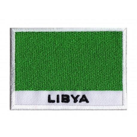 Parche bandera Libia