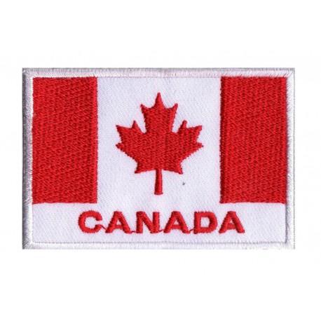 Patche drapeau Canada