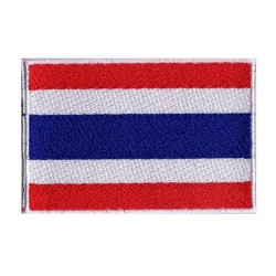 Parche bandera Tailandia