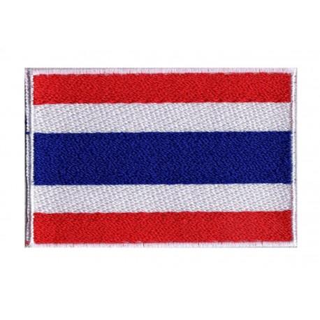 Toppa  bandiera Thailandia