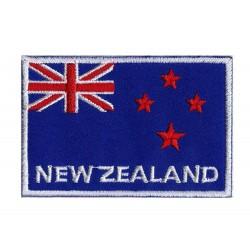 Patche drapeau Nouvelle Zélande
