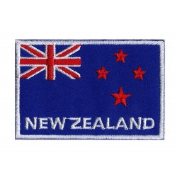 Toppa  bandiera Nuova Zelanda