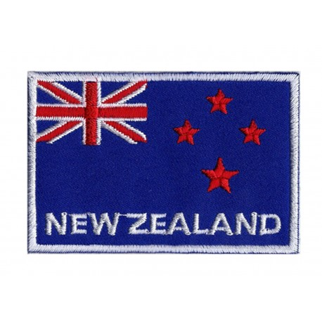 Flag Patch New Zealand