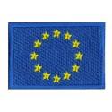 Aufnäher Patch Flagge Europa