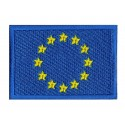 Toppa  bandiera Europa