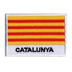 Toppa  bandiera Catalogna
