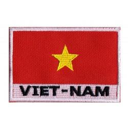 Patche drapeau Vietnam