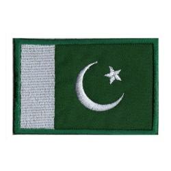 Aufnäher Patch Flagge Pakistan
