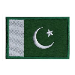 Parche bandera Pakistán