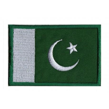 Toppa  bandiera Pakistan